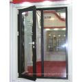 Double Glazing Aluminium out-Swing Casement Door