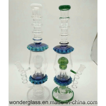 Wholesale New Hand Blown Glass Water Pipe Smoking Pipe Factory