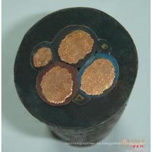 2014 China Multi-Core general de goma vaina cable flexible