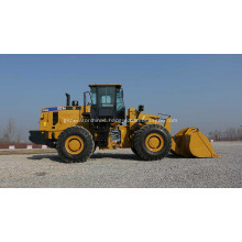 SEM656D Commins Wheel Loaders for Construction Coal Yard