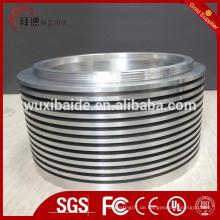 OEM LED-Halterung, Aluminium-LED-Kühlkörper, Skived LED-Kühlkörper