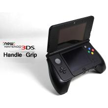 Spiel Controller Fall Kunststoff Griff Griff Stand für Nintendo New 3DS Joypad Stand Fall Schwarz