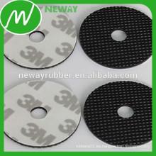 Arandela funcional de fijación de caucho de silicona