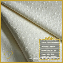 New Design Upholstery Leather for Home Decoration (Semi-PU Leather)
