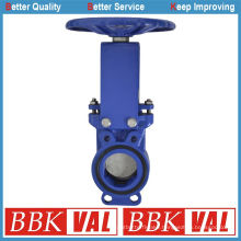 Knife Gate Valve Bi-Directional Resilient Seated