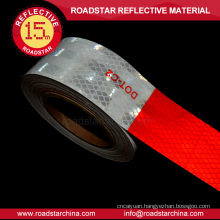 DOT-C2 Reflective conspicuity tape for vehicle tractor