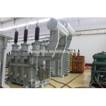 Exportation de 7000kVA 69kV vers le transformateur de puissance Dominica