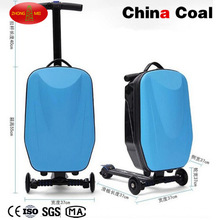 Cw-Ss-D Business Travel Equipaje Maleta Scooter