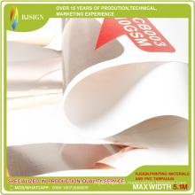 Digitaldruck beschichtetes hintergrundbeleuchtetes Banner Flex für Display (RJCB003)