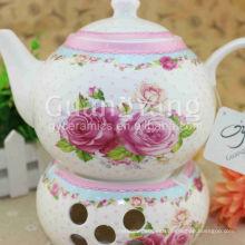 Juego de té turco de cerámica de excelente calidad