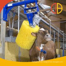 escova de gado para equipamentos de fazenda de gado vaca escova de arranhão manter vaca saudável