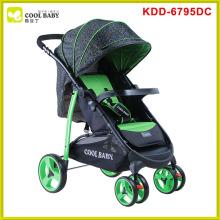EN1888 high quality frame china baby stroller bed