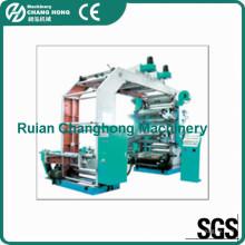 Changhong 6 цветных нетканых материалов печатная машина (CE)
