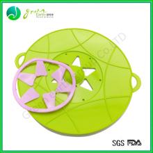 Food grade silicone pot cover silicone spill stopper