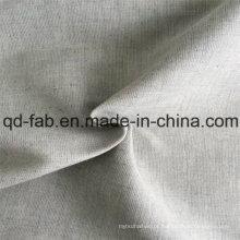 Fio de algodão tecido tingido (QF16-2474)