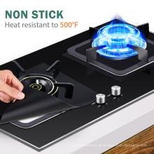 Tampas de fogão a gás à prova de fogo reutilizáveis personalizadas