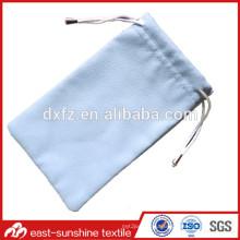 custom sunglasses pouch microfiber bag case