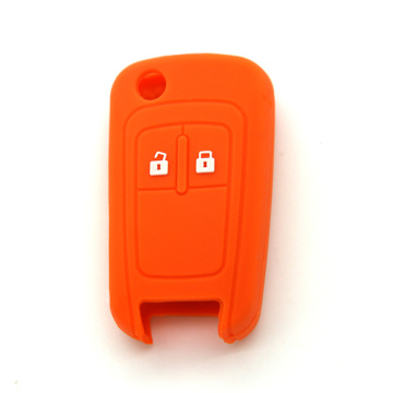 Chevrolet Skin car remote fob key shell koffer