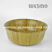 Kitchen Implement Bamboo Salad Bowl (WBB0409D)