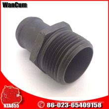 Cummins Engine Parts Nt855 Connection Plain Hose Coupling 153408