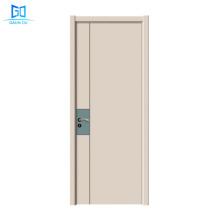 GO-A102 bedroom house door flat exterior door MDF design factory panel door