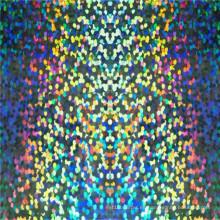 Película base PET de metalización y transferencia láser holográfica