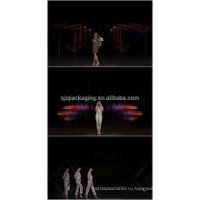 8м сверхширокая 3D голограмма Призрачная перцовая фольга для магической голографической сцены
