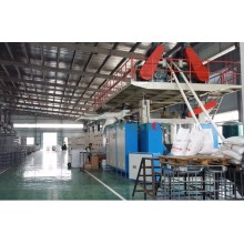 factory low price Used for Ibc Tank Blow Molding Machine IBC multilayer barrels and analogous plastic hollow products export to Latvia Factories