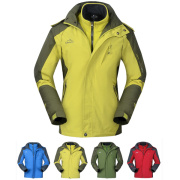 3 in 1 mens jacket waterproof ourdoor jacket