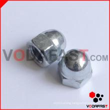Uni 5721 Domed Cap Nuts