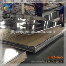 Plaque de base en aluminium de qualité supérieure
