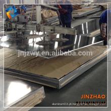 Placa de base de alumínio com qualidade superior