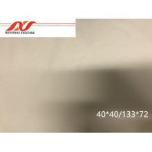 Cotton poplin 40*40/133*72 half bleached 57/58 125gsm