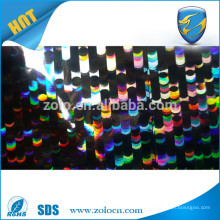Anti-counterfeiting security packaging PET self adhesive hologram film/holographic film