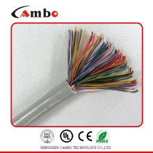 Телефонный кабель cat.5e огнестойкий наружный телефонный кабель для водонепроницаемости и стойкости к растрескиванию с наилучшим качеством