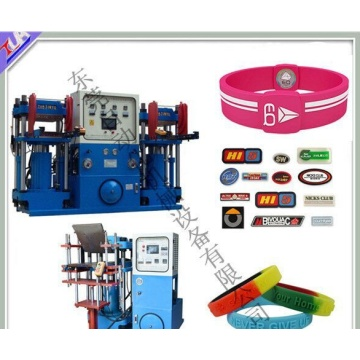 automatic silicon wristband making machine