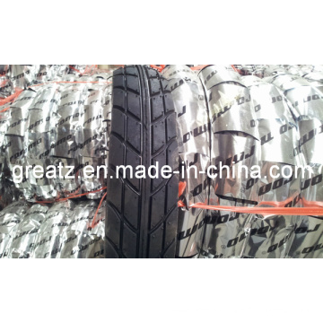 Truper Pattern Wheelbarrow Tire 3.50-8, 4.00-8