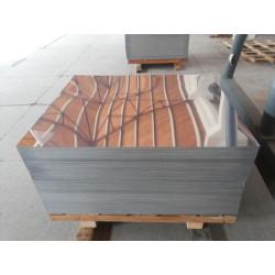recessed lighting parts mirror aluminum sheet