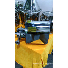 Pompe centrifuge de qualité sanitaire en acier inoxydable