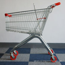 Supermarkt Einkaufen Push Cart