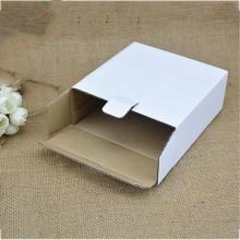 Белая коробка изготовленный на заказ коробки перевозкы груза