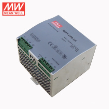 Mean Well 3 fase do interruptor do trilho do din fonte de alimentação do UL TUV CE CB 240 W 24 V DRT-240-24