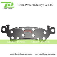 Placa trasera de acero D520