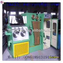 22DT(0.1-0.4)Copper fine wire drawing machine with ennealing(wire manufacturing machine)