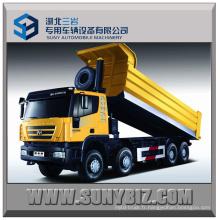 Camion benne Iveco Hongyan Genlyon 8X4 60t Iveco Hongyan