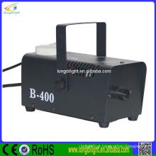 Máquina da névoa 400w de qualidade superior mini para a iluminação do estágio / partido / casamento