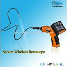 3,5-Zoll-TFT-Wireless wasserdichte Fisheye-Kamera