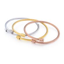 Personnalité 14 K or femme bracelet à la main indian bracelet personnalité 14 K or femme bracelet à la main indian bracelet