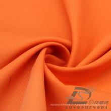 Imperméable à l'eau et à l'extérieur Vêtements de sport en plein air Veste en coton tissé Phantom Plaid Jacquard 100% Polyester Pongee Fabric (E048)