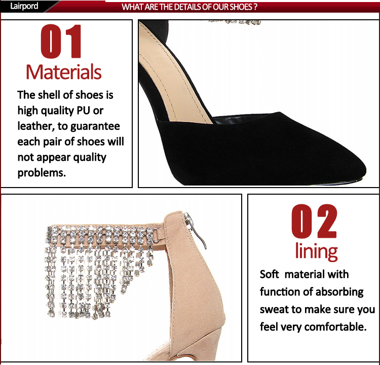 cute stiletto shoes for women